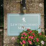 Lewtrenchard Manor Photo