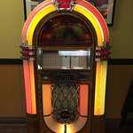 Whiteford's has a Juke Box that your can play your favorite songs on and it's FREE!