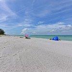 Beach Area & Gulf of Mexico