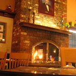 Fire Place - Inside: Home Atmosphere