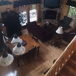 """""""Any way you want it"""" cabin through Eden crest vacation rentals"""