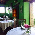 """Restaurante """"El Jardin Del Conde"""