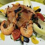 La salade côté mer