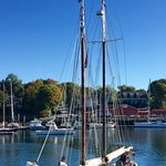 Schooner Trip out of Camden Harbor