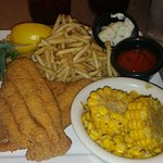 Fried Catfish Lunch!!!