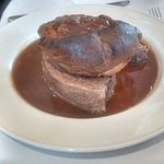 Roast Beef and Yorkshire Pud, Massive Portions