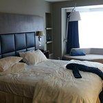 Amplio dormitorio