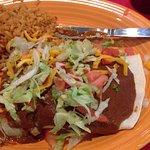 Burrito (portion)