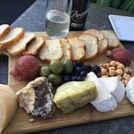 """""""Great cheese platter!"""""""