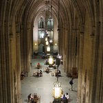 The seamless blending of the past and present - the Cathedral of Learning