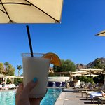 Miramonte pool and drinks