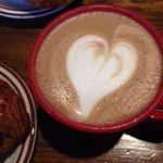 Hot Chocolate Heart