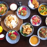 Selection of Malaysian Tapas every Saturday & Sunday, starting from 29th Oct (12noon -4pm)