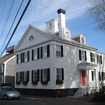 Whaling Captain's home.