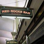 Red Rocks Bar resmi