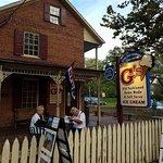 Quaint building that survived the Civil War