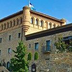 Palacio Castillo de Gorraiz; Exteriores