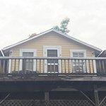 Foto de Half Moon Motel & Cottages