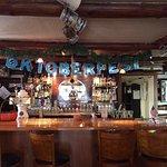 Bavarian Restaurant bar area
