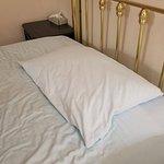 Flat pillow