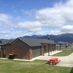The Hut Te Anau - fab views