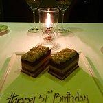 Birthday celebration at Long Yin