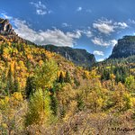 Fall Colors_Spearfish Canyon