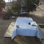 Ocean Mesa Campground at El Capitan Foto
