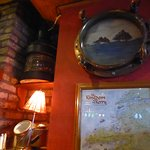 The Moorings Restaurant Foto