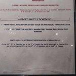 informacion transporte aeropuerto