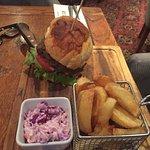 Food at Ryles arms