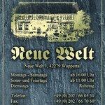 Foto de Hotel Restaurant Neue Welt