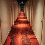 hall way