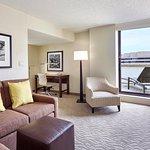 King Balcony Suite