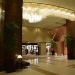 impressive lobby