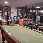 Cape Byron YHA common room & pool area