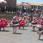 Local celebrations in Cusco