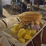 Gorgeous burger!