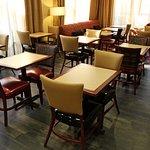 Our Breakfast/Lobby Area