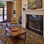 Hampton Pikeville Hotel Lobby