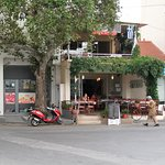 Nostimoulis Taverna in the square