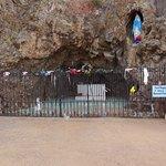 Mission San Xavier del Bac - Grotto