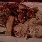 mon poulet tandoori bien epicé