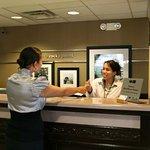 Hampton Inn Tampa / Rocky Point - Airport Foto