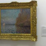 Monet in the (free) gallery