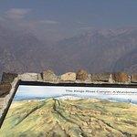 Vista point along King's Canyon!