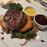 Salad - beef ribeye