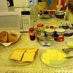 Suculentos desayunos al escojer