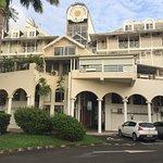 Hotel deux étoiles  Sur la pointe de pointe à pitre  Vue mer excellent rapport qualité prix