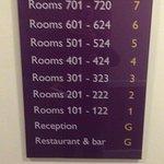 Foto de Premier Inn Birmingham City Centre (Waterloo Street) Hotel